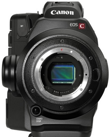 Canon EOS C300 EF