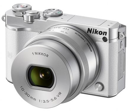 Nikon 1 J5 + 10-30 mm VR PD-ZOOM černý