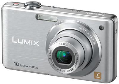 Panasonic Lumix DMC-FS7 stříbrný