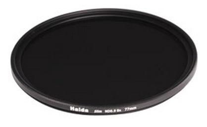 Haida šedý filtr Slim ND64 43mm