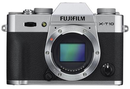 Fujifilm X-T10 tělo černý