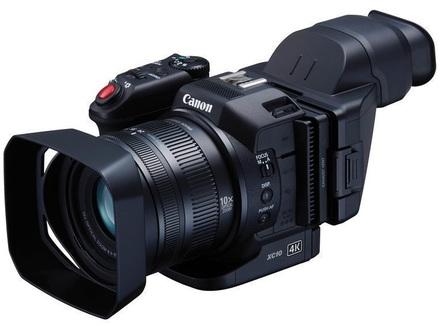 Canon EOS XC10