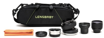 Lensbaby Composer Pro System Kit pro Canon