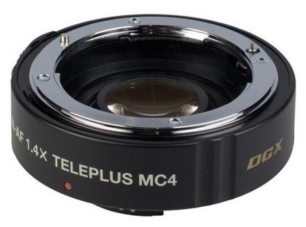 Kenko telekonvertor MC4 AF 1,4x DGX pro Nikon