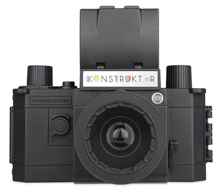 Lomography Konstruktor Flash DIY Kit