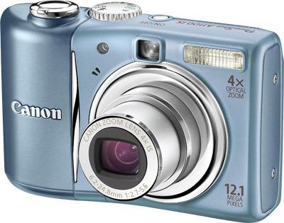Canon PowerShot A1100 IS modrý