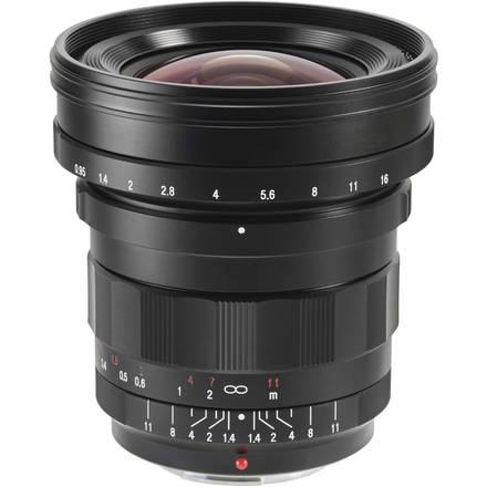 Voigtlander Nokton 10,5mm f/0,95 pro micro 4/3 (Olympus/Panasonic)