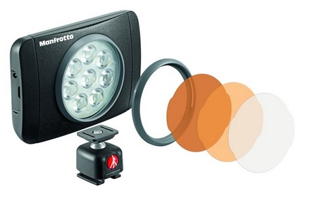 Manfrotto LED světlo Lumie MUSE