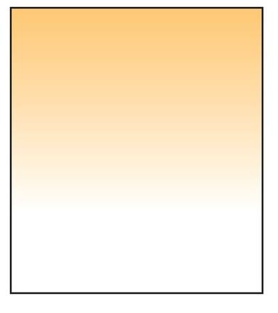 LEE Filters SW150 Sunset oranžový
