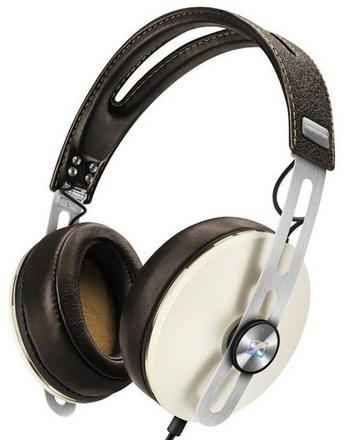 Sennheiser sluchátka Momentum M2 i-Apple Ivory