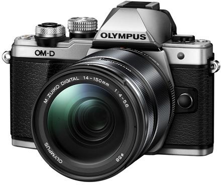 Olympus OM-D E-M10 Mark II + 14-150 mm II