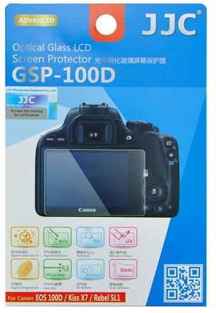 JJC ochranné sklo na displej pro Canon EOS 100D