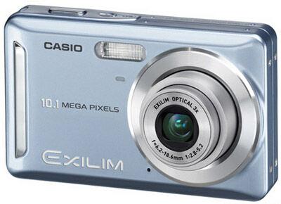 Casio EXILIM Z29 modrý
