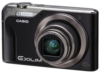 Casio EXILIM H10 černý