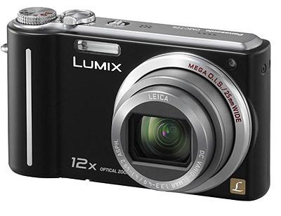 Panasonic Lumix DMC-TZ65 černý