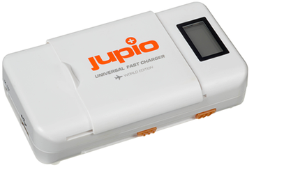 Jupio Universal Fast Charger World Edition