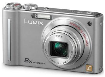 Panasonic Lumix DMC-ZX1 stříbrný