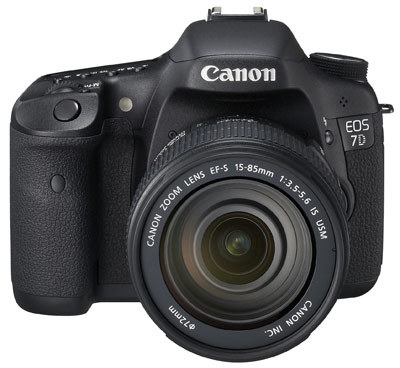 Canon EOS 7D + 15-85 mm IS
