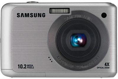 Samsung ES20 stříbrný