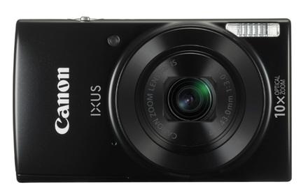 Canon IXUS 180 černý