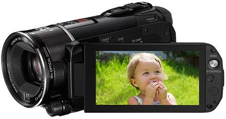 Canon LEGRIA HF S21