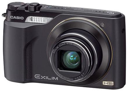 Casio EXILIM FH100 černý