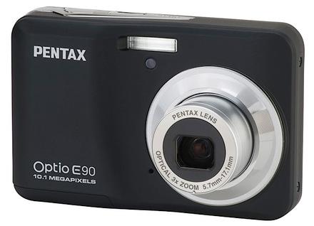 Pentax Optio E90 černý