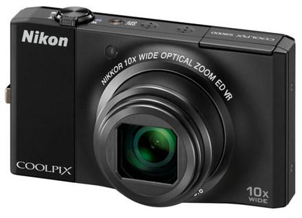 Nikon Coolpix S8000 černý