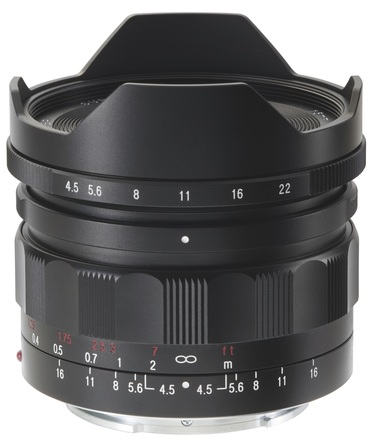 Voigtlander Super Wide Heliar 15 mm f/4,5 ASPH pro Sony E