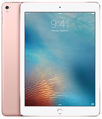 "Apple iPad Pro 9,7"" 128GB WiFi růžový"