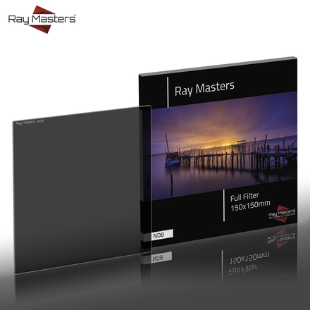 Ray Masters 150x150mm ND 8 filtr