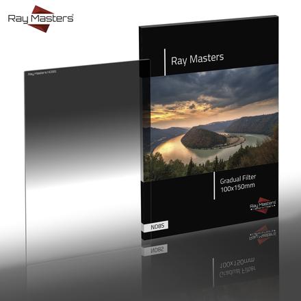 Ray Masters 100x150mm ND 8 filtr jemný