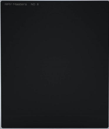 Ray Masters 84x100mm ND 8 filtr 0,9 plný