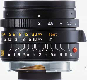 Leica 28mm f/2,0 ASPH SUMMICRON-M