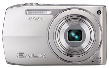 Casio EXILIM Z2000 stříbrný