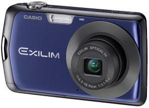Casio EXILIM Z330 modrý