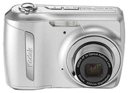 Kodak EasyShare C142 stříbrný