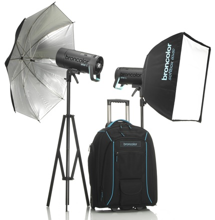 Broncolor Siros 400 L Outdoor Kit 2