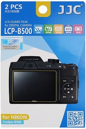 JJC ochranná folie LCD LCP-B500 pro Nikon B500