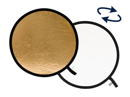 Lastolite Collapsible odrazná deska 95cm zlatá/bílá