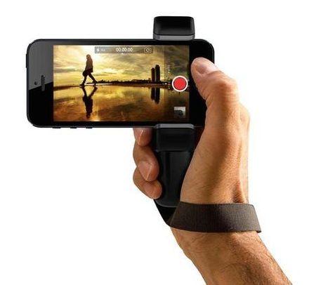 Shoulderpod S1 - profesionální foto a video grip pro chytré telefony