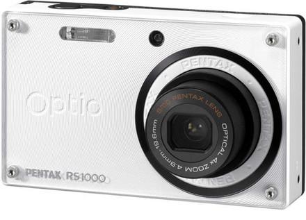 Pentax Optio RS1000 bílý