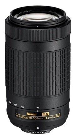 Nikon 70-300mm f/4,5–6,3 G AF-P DX ED