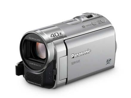 Panasonic SDR-S45 stříbrná