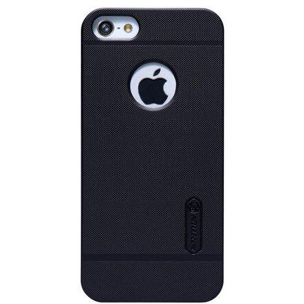 Nillkin Super Frosted zadní kryt pro iPhone 5/5S/SE černý