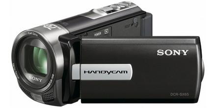 Sony DCR-SX65E černá