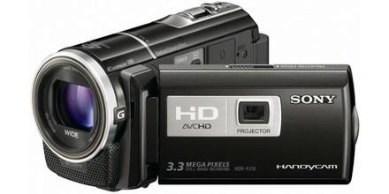 Sony HDR-PJ10 + 8GB karta  + brašna zdarma!