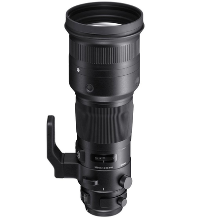 Sigma 500mm f/4 DG OS HSM Sport pro Nikon