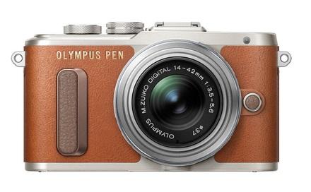 Olympus PEN E-PL8 + 14-42 mm EZ