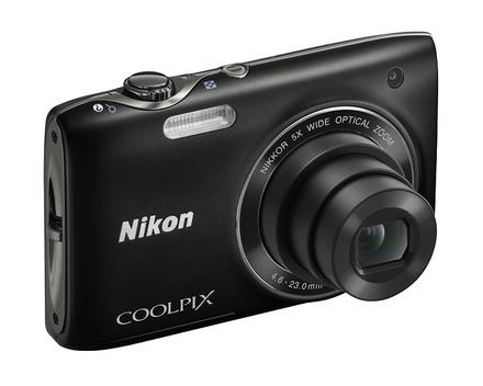 Nikon Coolpix S3100 černý + pouzdro 60G zdarma!